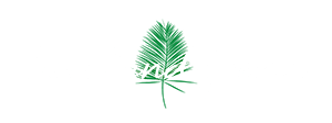 Heart and Frond Logo